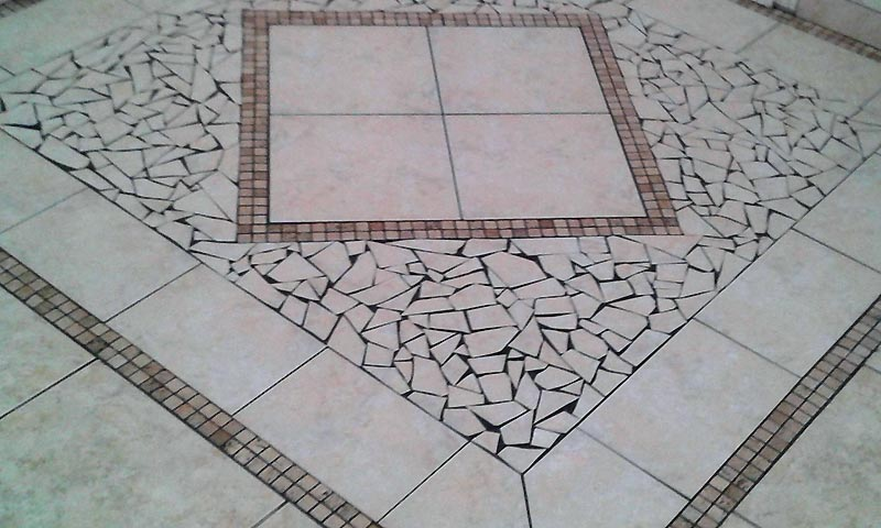 Poser du carrelage mosaique for Poser du carrelage mosaique